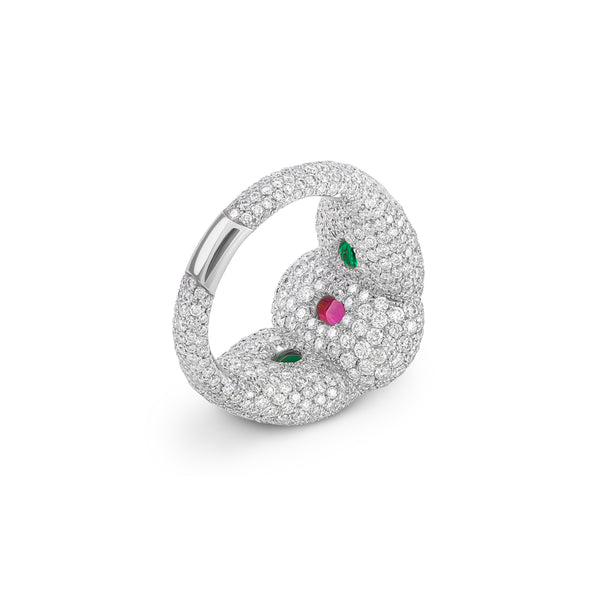 Signature Trilogy Rose of the Desert Ring