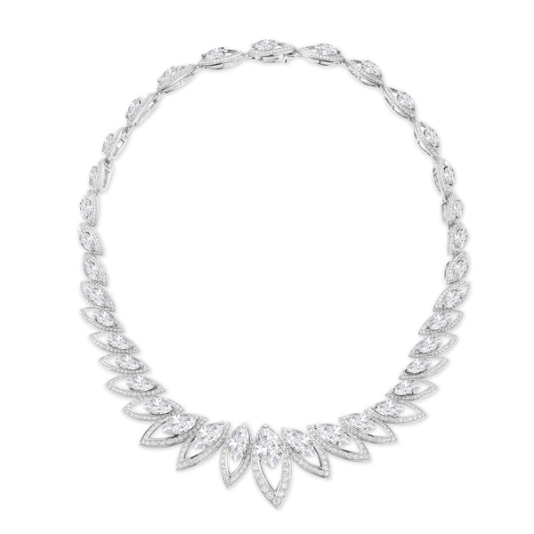 Petali Diamond Necklace