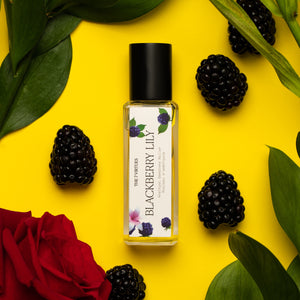 Blackberry Lily Perfume Oil