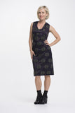 Vesta Macbeth Dress - Mulberry was $228 now $188