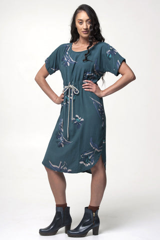Juna Navigate  Dress - Teal Orchid was $228 now $188