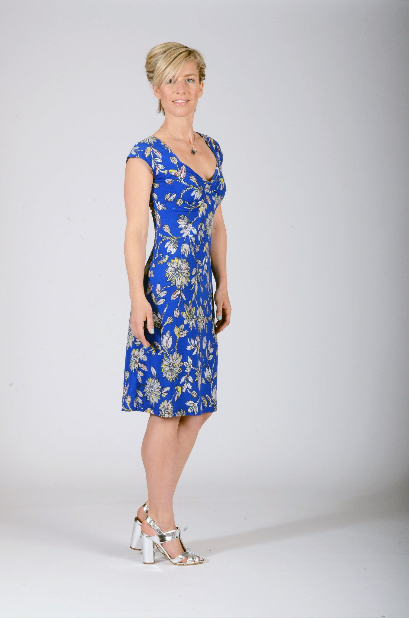 Vesta Twist Dress - Girl Friday was $198 now $138