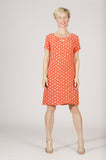 Vesta Peking  Dress - Orange Moon was $198 now $168
