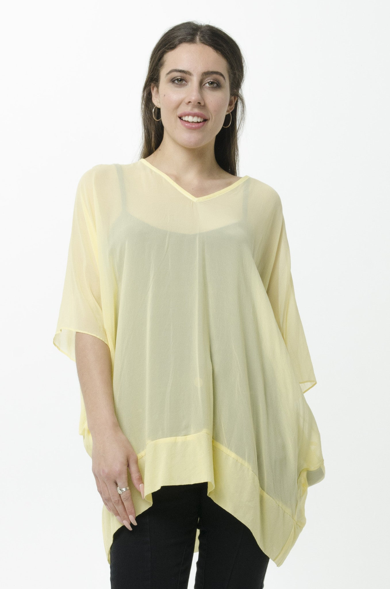 Juna Gabrielle Top - Citrus