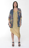 Juna Silk Sqewiff Dress