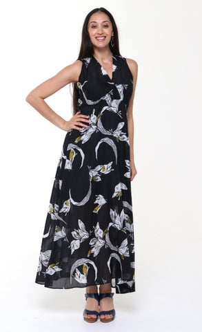 Juna Maxi Narcissus Dress