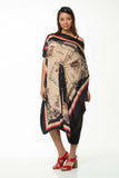 Juna Silk Scarf Dress