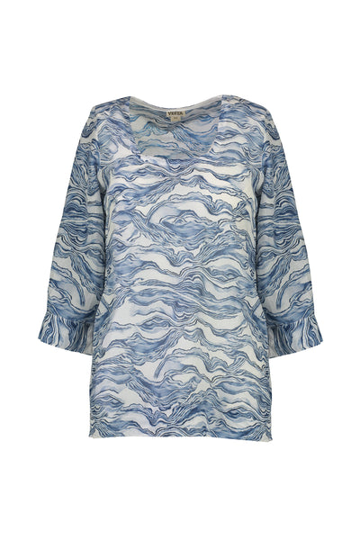 Vesta Juliette Top - Wave was $178 now $158