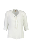 Vesta Tie Shirt  - Milk was $198 now $168