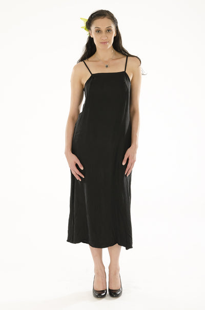 Vesta Maxi Angel Slip Black