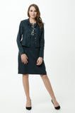 Vesta Linen Jacket - Airforce was $248 now $188