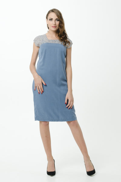 Vesta Alice Alto - Denim and Silver was $218 now $188