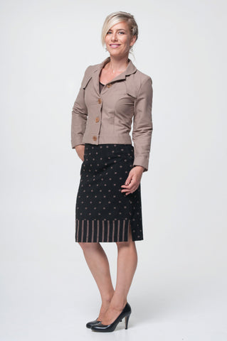 Vesta Split Skirt - Chacha was $168 now $148