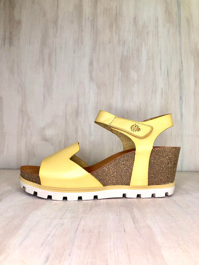 Yokono Yellow Wedge
