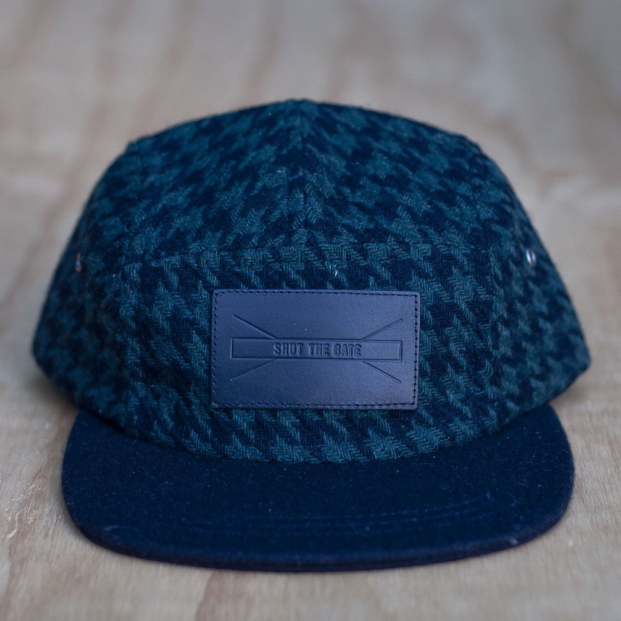 Juna Menswear Great North Cap