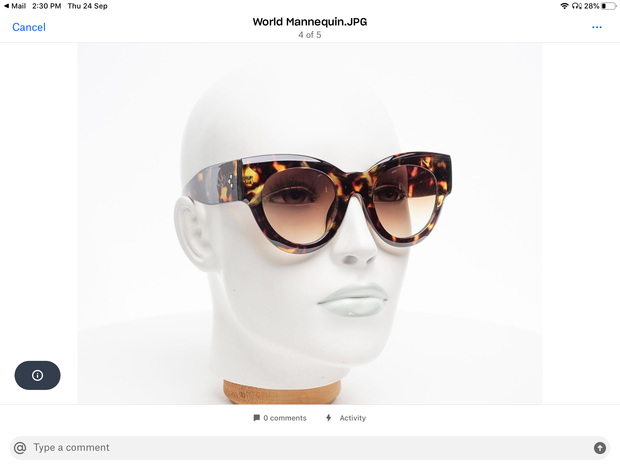 Happy to sit on ya face SUNGLASSES - World Tortoiseshell