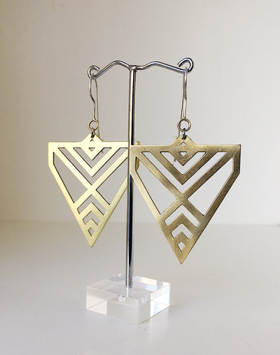 Aronui Earrings by Banshee the Valkyrie