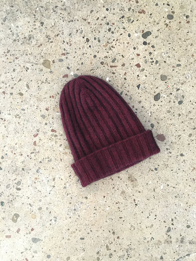 Noble Wilde - Port Beanie