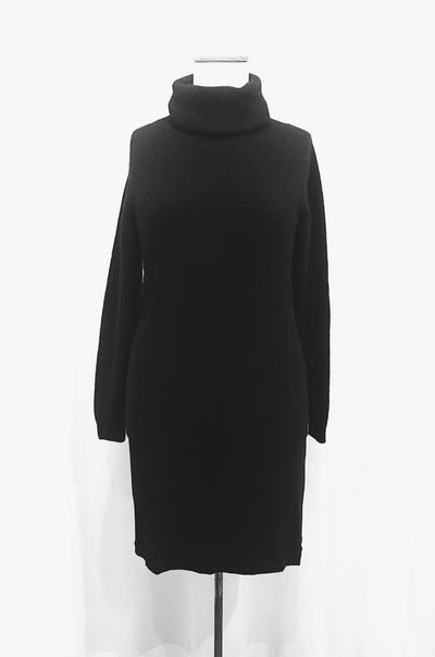 Noble Wilde Polo Neck - Black