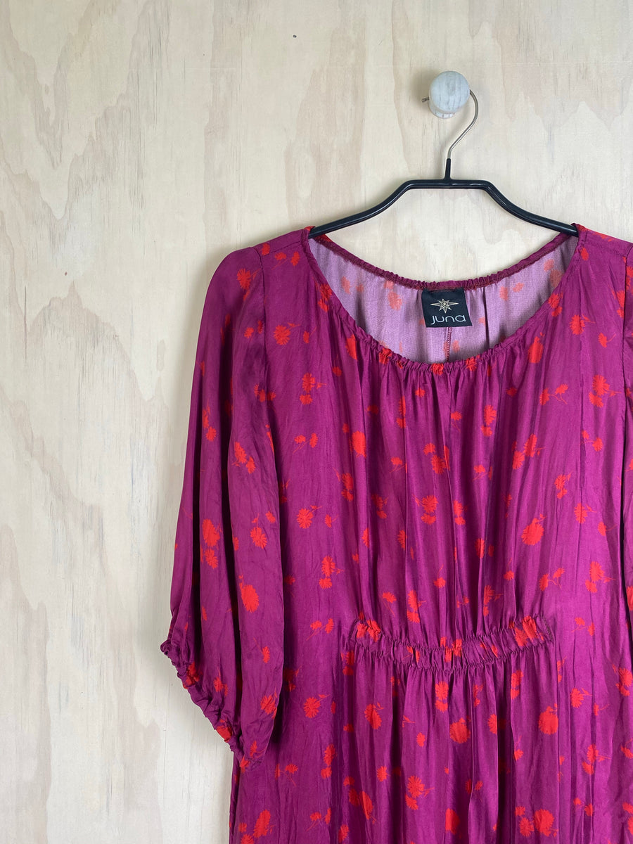 Juna Carnation Dress