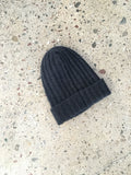 Noble Wilde - Charcoal Beanie