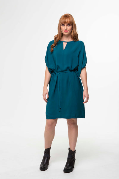 Juna Papillion Dress - Envy