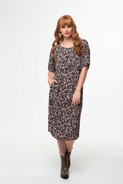 Juna Dapple Dress
