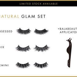 Natural Glam Set