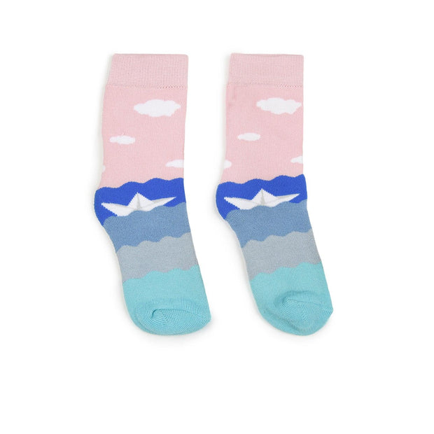 4-8 Years Paperboat Kids Socks