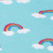4-8 Years Happy Rainbow Kids Socks