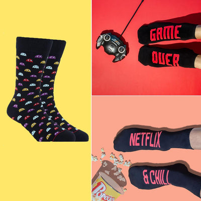 Screen Time Pack of 3 Socks