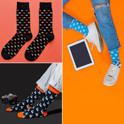 Wild Child Pack of 3 Socks