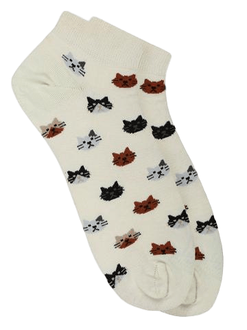 Purrfect Kitten Socks