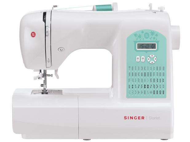 Singer Starlet 6660 Computerised Sewing Machine - Ex Display
