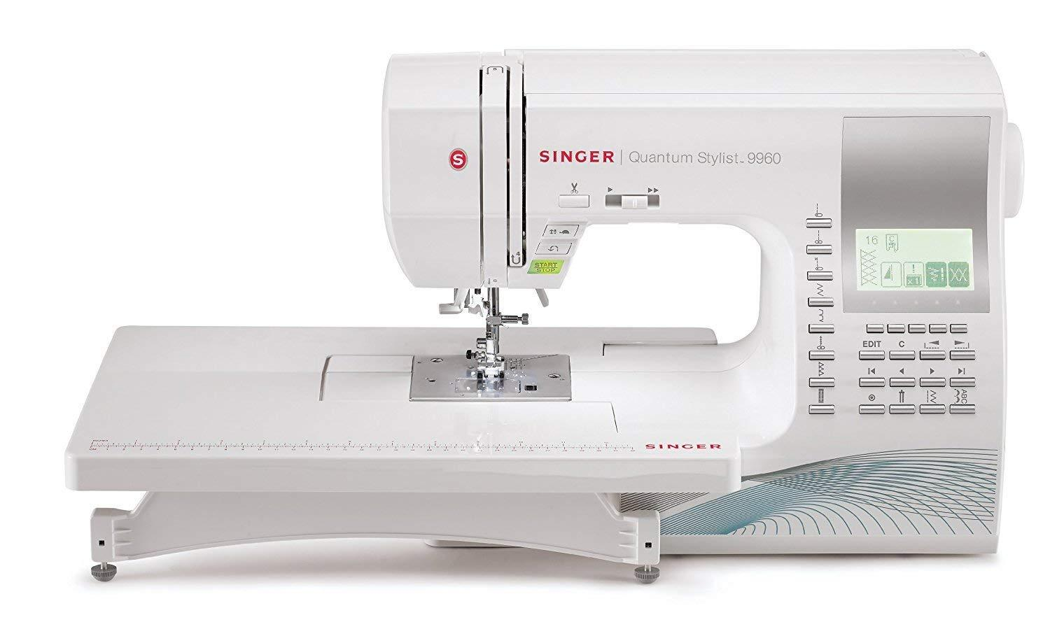 Singer Quantum Stylist 9960 - Good as New