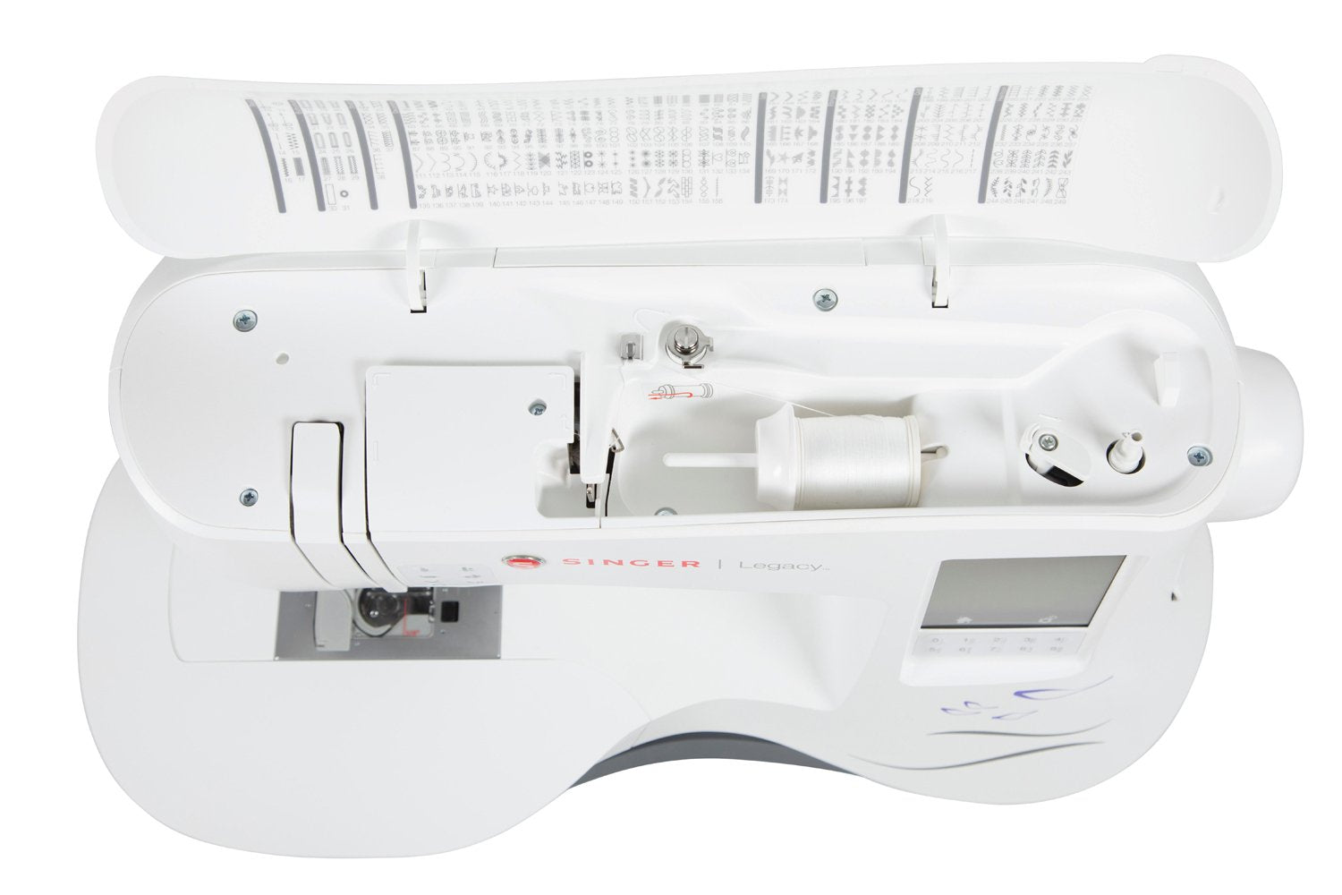 Singer Legacy SE300 - Sewing & Embroidery Machine