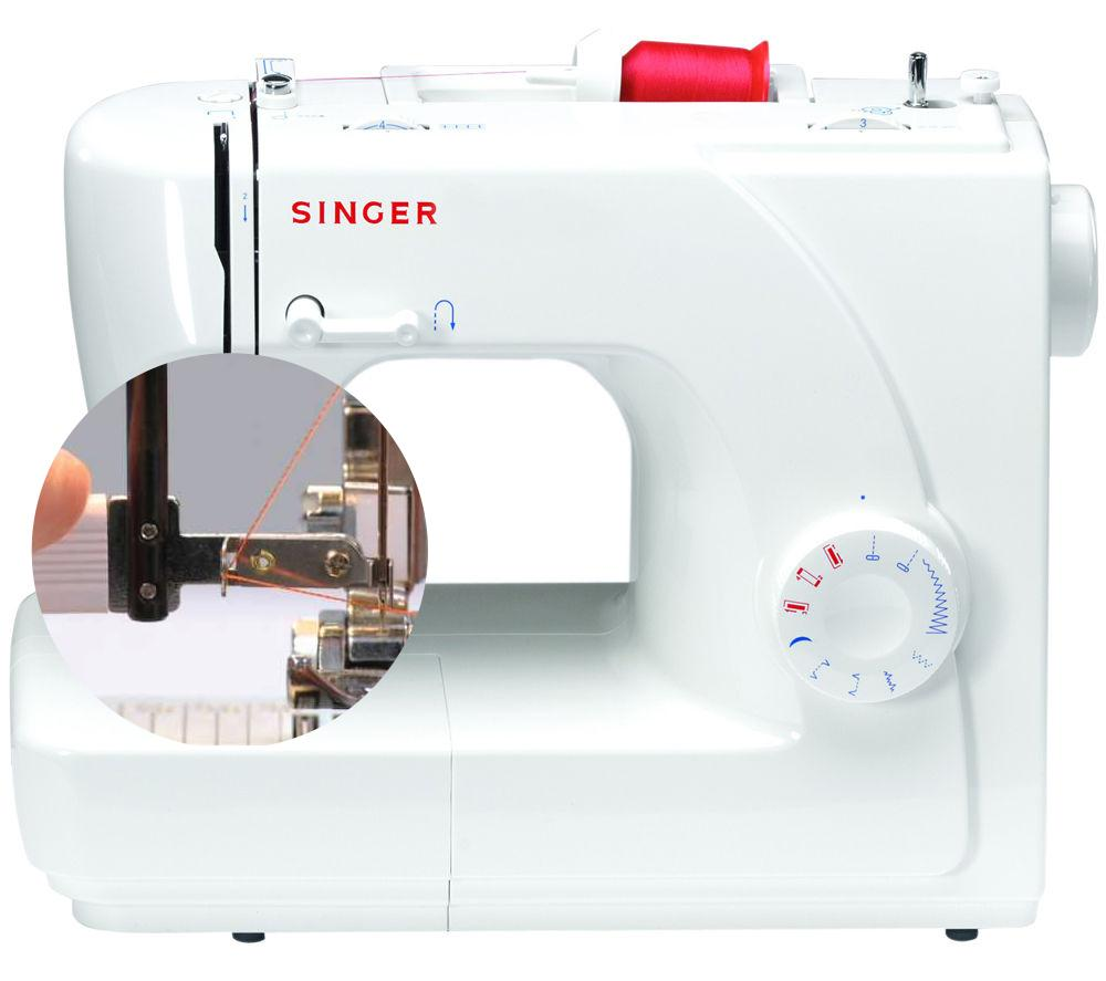 Singer Fashion Maker 1507NT Sewing Machine with Built-In Automatic Needle Threader * Special Edition * - Ex Display