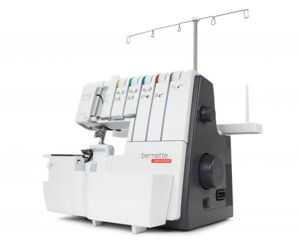 bernette Funlock b48 Combination Overlocker and Coverstitch Machine