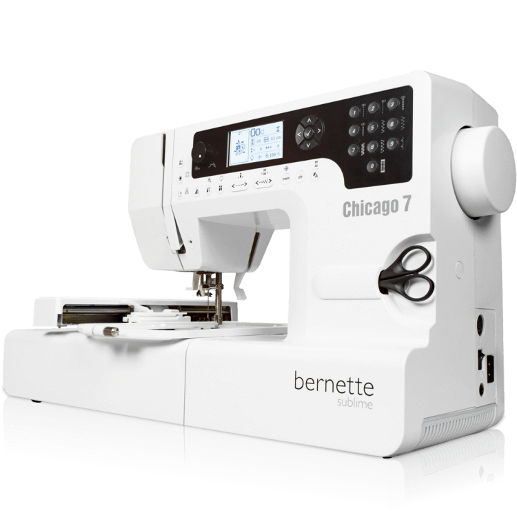 bernette Chicago 7 Sewing and Embroidery Machine