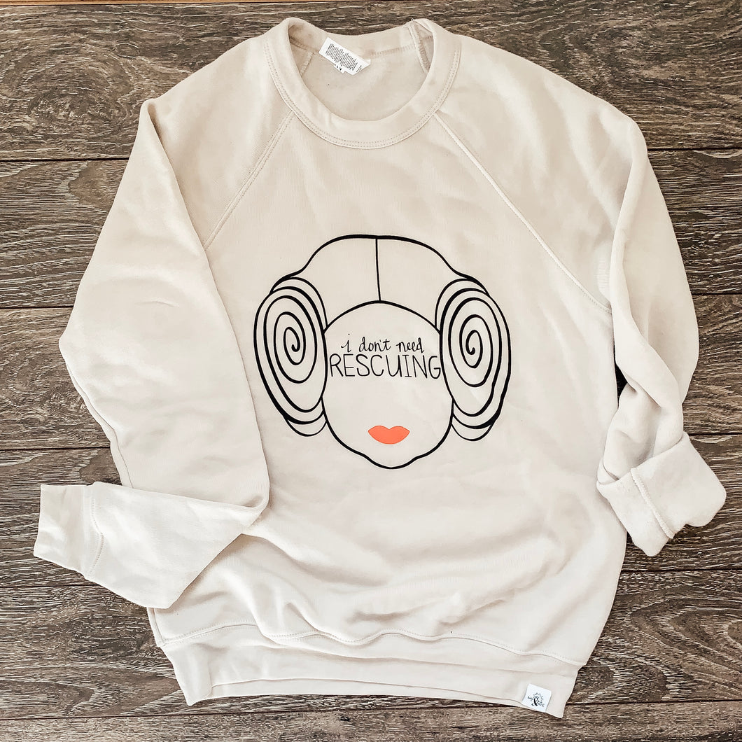 Self-Rescuing - Sweatshirt