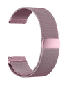 Pink Mesh - Stainless Steel Strap
