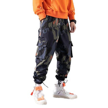 Load image into Gallery viewer, Camo pants Blue
