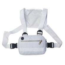 Load image into Gallery viewer, Waist bag with front pocket Beige
