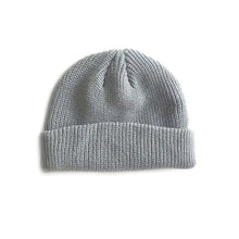 Load image into Gallery viewer, Knitted Beanie Grey