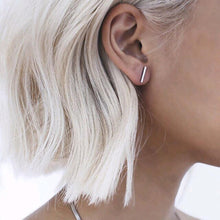 Load image into Gallery viewer, Aramaine Bar Earring - PROMO