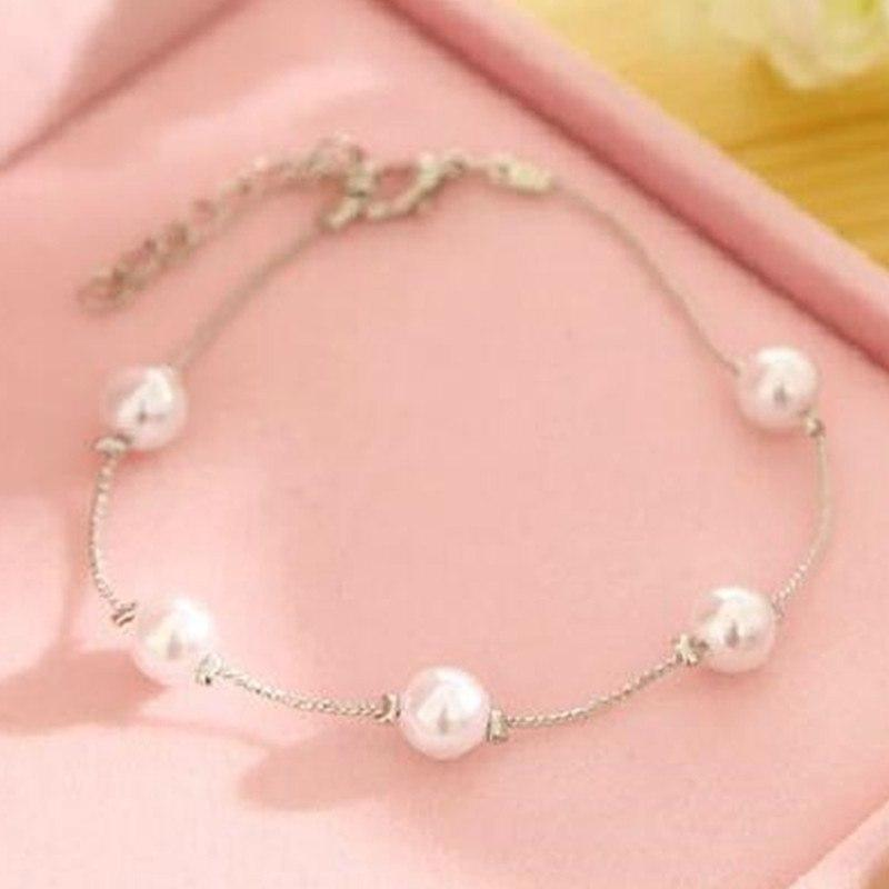 Friendship Pearl Bracelet