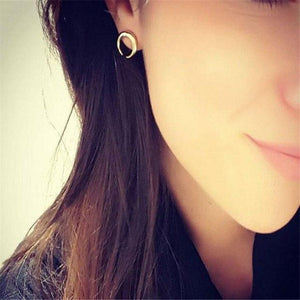 Crescent Earrings