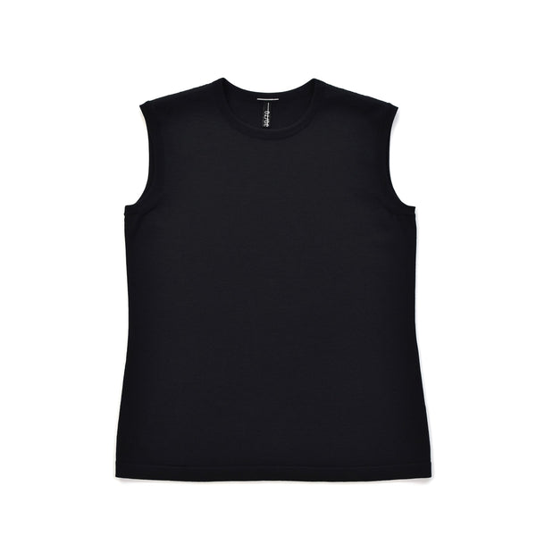 terroir:Women's Sleeveless pullover Black