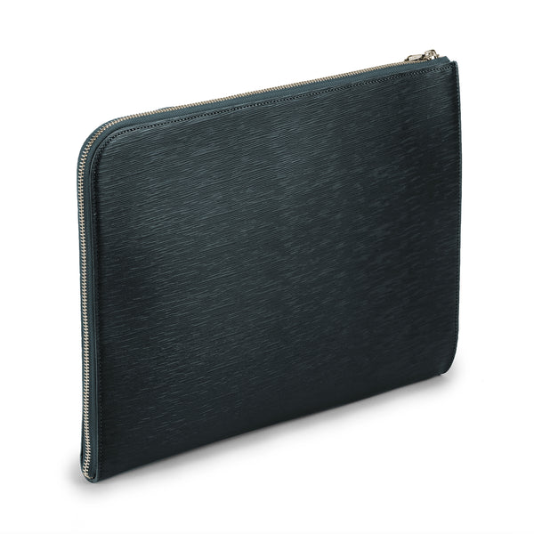 Capitano Clutch Bag Navy