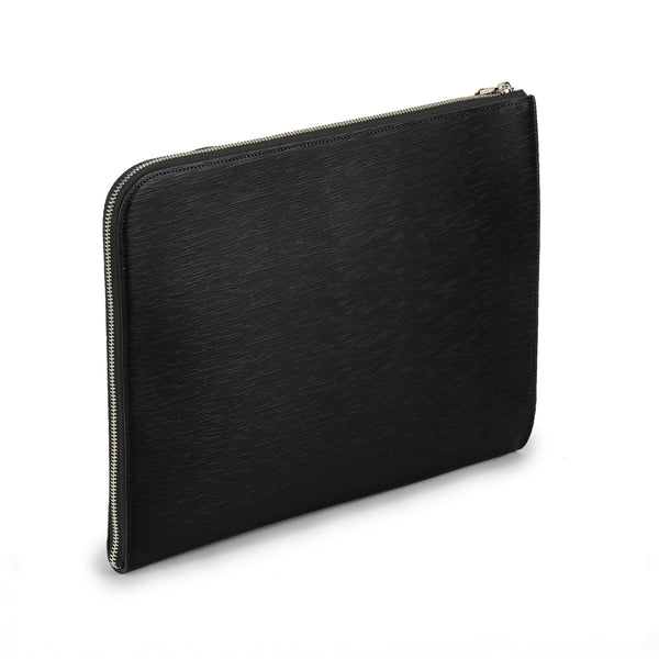 Capitano Clutch Bag Black